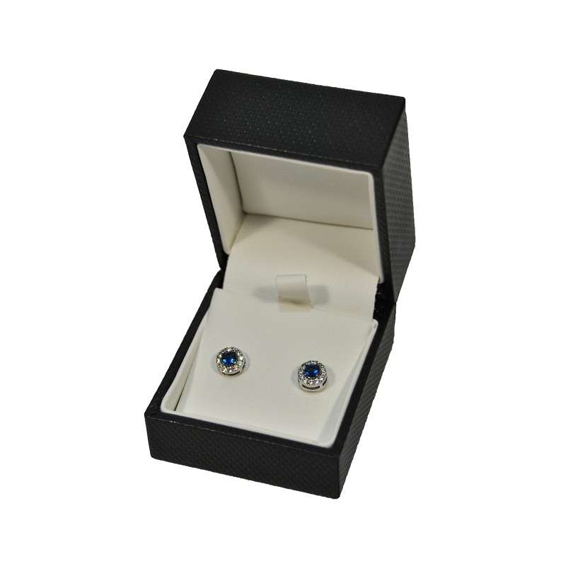 45/5000 Case Tecno II earrings mini 45x52x37 mm.