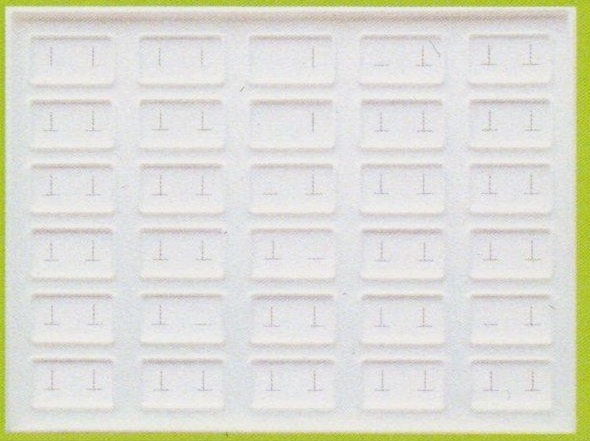 Light Tray 30 Earrings